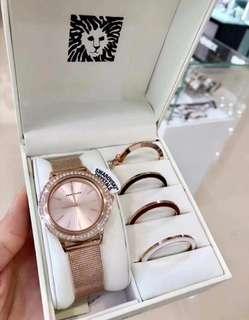 ANNE KLEIN (安妮·克萊因) 品牌 石英女錶  正品行貨