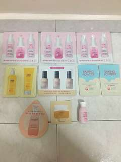 Etude House Sample(10 items)