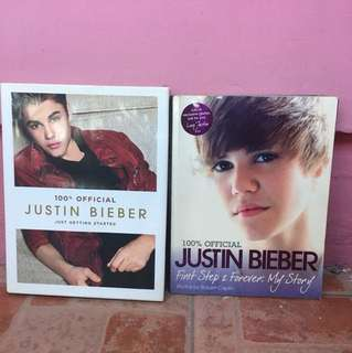 Justin Bieber: Just Getting Started & First Step 2 Forever: My Story