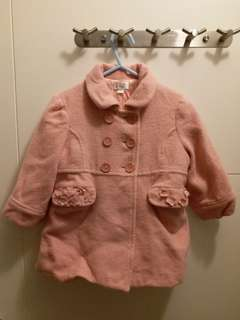 Kingkow size 80 girls coat