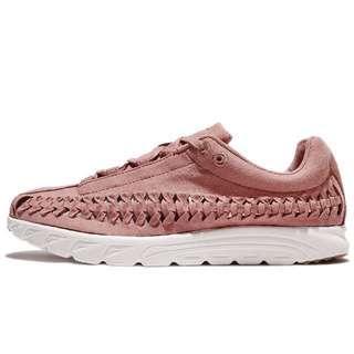 Nike wmns mayfly woven 麂皮女鞋