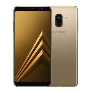 Samsung galaxy a8 plus cicilan tanpa CC
