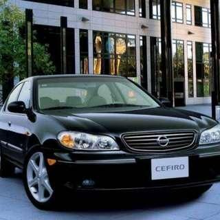(代售)Nissan Cefiro V6 2004年款