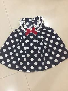 Preloved Baby Girl Dress (1-2 years)