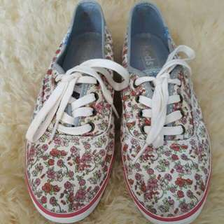 KEDS Floral Champions Sneakers