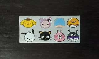 Cute Stickers for Laptop or Luggage