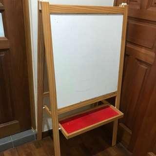 IKEA MALA children writing board