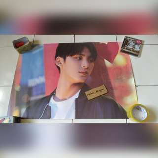 [POSTER CLEARANCE] SEVENTEEN AL1 MINGYU POSTER
