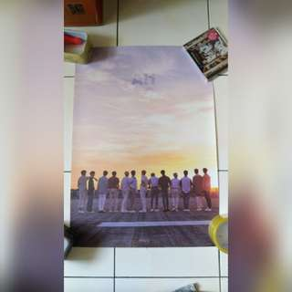 [POSTER CLEARANCE] SEVENTEEN AL1 GROUP POSTER VER 1