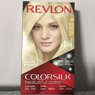 REVLON COLORSILK beautiful color™️