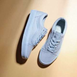 Vans shoes oldskool