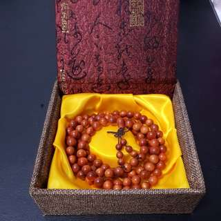 (8mm) Kayu Raja 108 beads