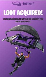Fortnite Twitch Prime Accounts for sale!