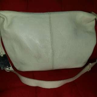 Authentic leather FURLA bag
