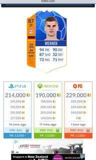BUYING FIFA COINS