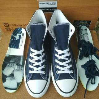 👟CONVERSE CONS CTAS PRO HIGH NAVY MADE IN CHINA