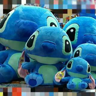 KL- Stitch Stuff Toys