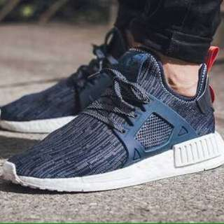 Adidas NMD XR 1 Core Red Super Premium