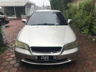 Honda accord 2000 cc built up