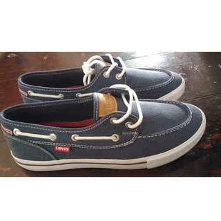 Levi's Sneaker Comfort (Denim Blue)