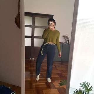 Muji男友褲(燈芯絨)