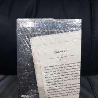 BNIB Kindle Paperwhite (White)