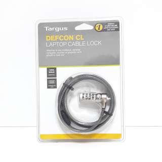 Targus DEFCON CL Laptop Cable Lock