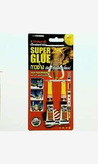 $3/- Products  ◎Super Glue   2 x 3g.               Free Normal Mail