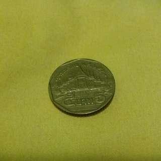 Thailand coins
