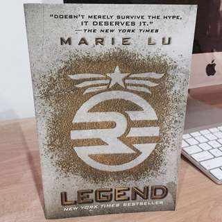 Legend book