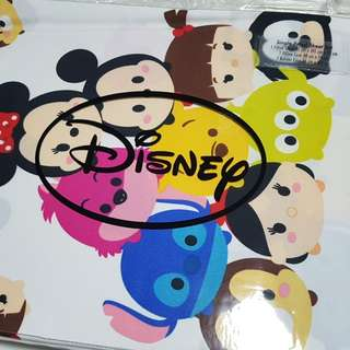 Tsum Tsum Bedsheet - Single size
