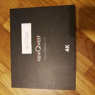 View Quest 4K TV Box