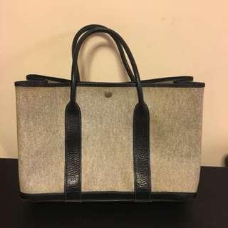 Hermes garden bag authentic