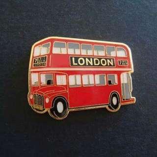 FRIDGE MAGNET LONDON