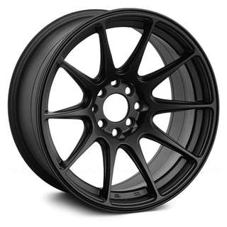 "17"" XXR 527 concave rims with AD08R"