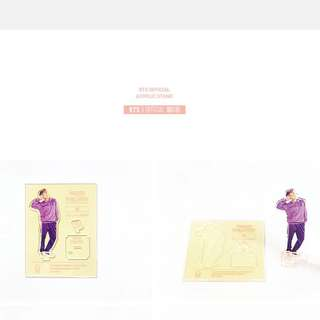 [WTB] BTS 4th Muster Acrylic Stand RM