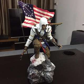 Assassin's Creed 3 Figurine / Figure