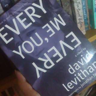 David Levithan - Every You Every Me