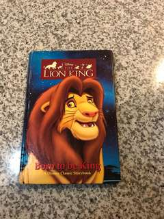The Lion King (hard cover)