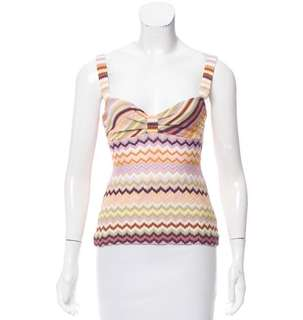 Missoni Gold Top - Excellent Condition