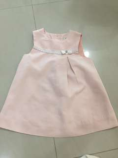 Preloved girl dress (1 year)