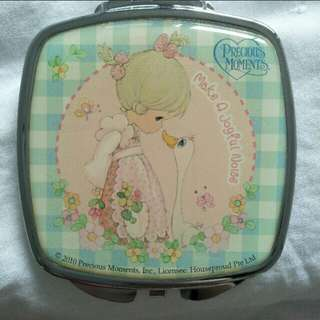 BNIB - Precious Moments Handheld Compact Mirror