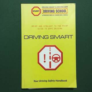 Driving safety manual and test questionaire with answers