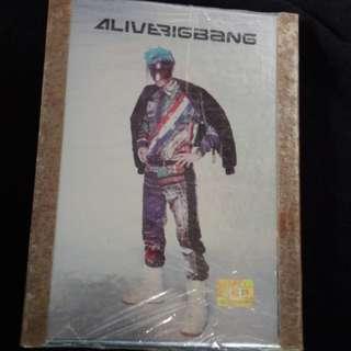 BIGBANG Alive - collector's ed