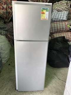MITSUBISHI不鏽鋼雙門雪櫃