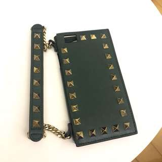 95%new正版Valentino iphone 6/7 case 手機殼