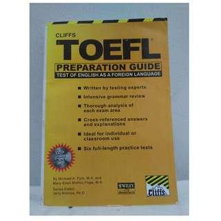 Buku TOEFL