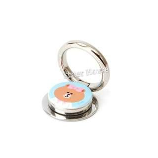 (包郵)🇰🇷LINE Friends Choco O-ring 熊妹手機扣