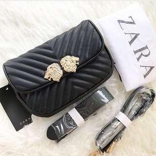 Original Zara Beltbag (tas pinggang)