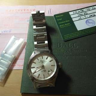 瑞士BALL(波爾)腕錶----95%新淨(有保養)